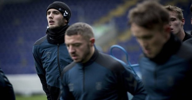 Injured and frustrated Brøndby-back: - It was terrible