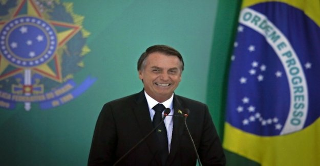 Instead of Trump's Federal President Maurer will meet now Bolsonaro