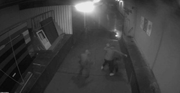 Investigators released Video of the attack on Magnitz