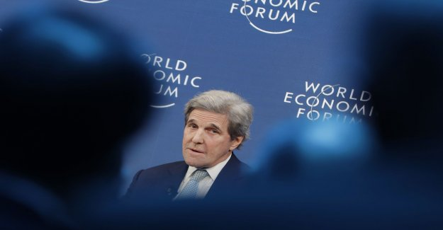 John Kerry: Would invite Trump to resign