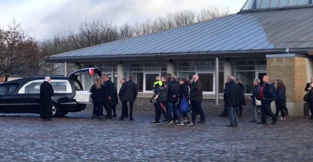 Killed in Morocco: Loop spoke at louisa's funeral