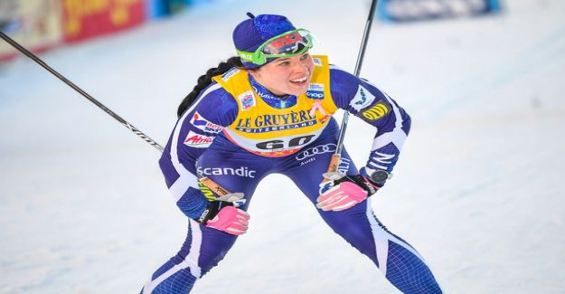 Krista Pärmäkoski surprise - ski in Vantaa, Finland in the cup next week