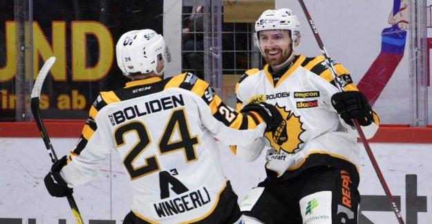 Målrikt and intense when Skellefteå won the