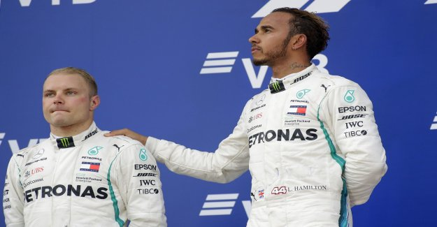 Mercedes demands on Valtteri Bottas