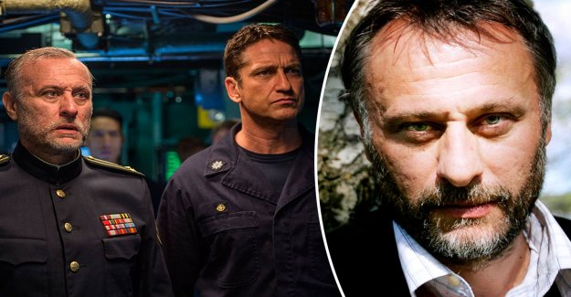 Michael Nyqvist gives dignity to his captain