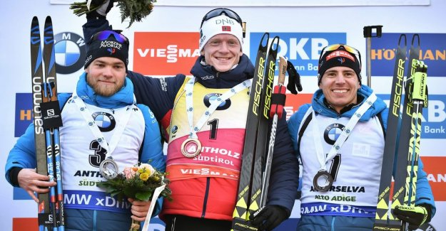 New victory for the Norwegian suveränen – heavy day for the swedes