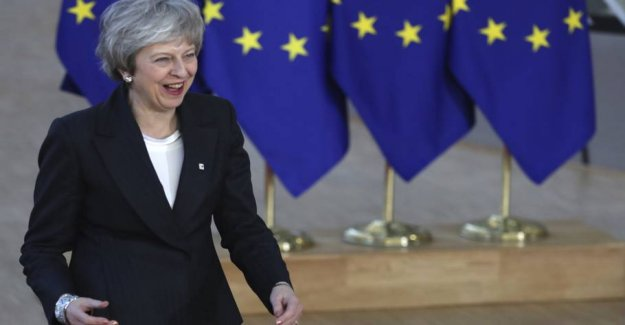 Newspaper: the european UNION is ready to postpone the brexit