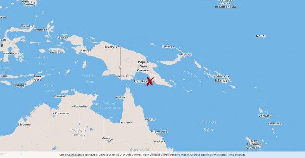 Nine dead in flooding in Papua New Guinea