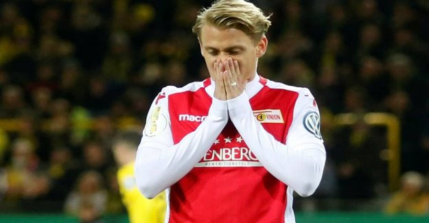 Now is the Brøndby: Download offensive ace in the German football