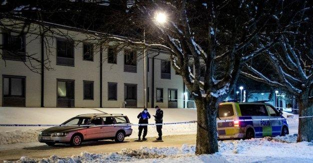 One dead after gunfire in Borlänge