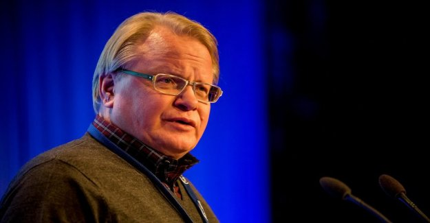 Peter Hultqvist: the Mains objectives of a foreign power