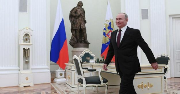 Plans of the Russian leaders : Vladimir Putin seems to want to be the President