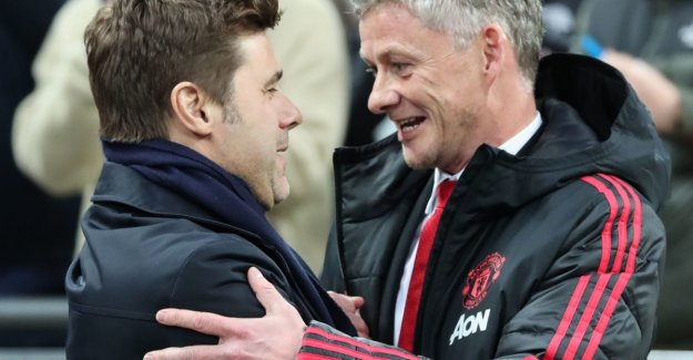 Pochettino had a very different feeling after meeting with Solskjær than against ^ the academic degree awarded