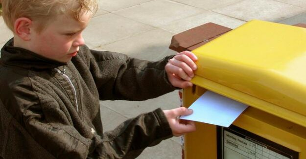Postage increase to 1. April : the Cost of a standard letter soon