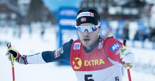 Råsterk world cup competition to Cut - and Valnes on the podium