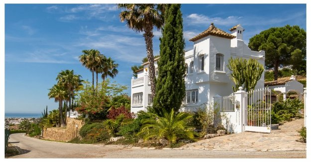 Record number of swedes buying house in Spain