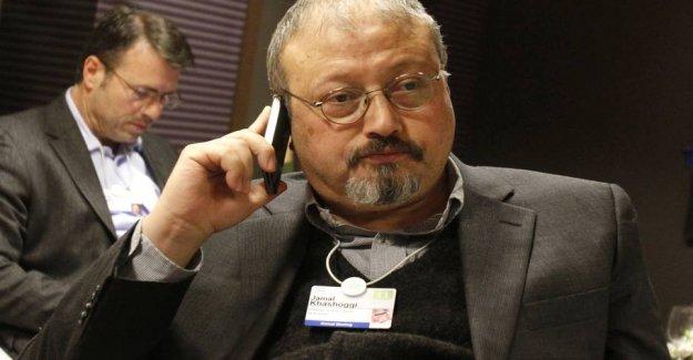 Requires Khashoggis killers held to account