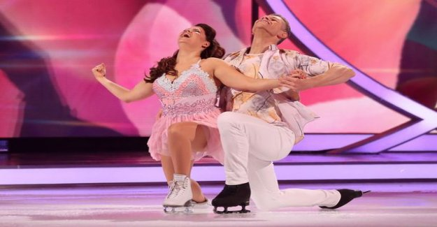 Saara Aalto revealed direct Dancing on Ice broadcast: ice dancing couple Hamish Gama with a fresh music video on
