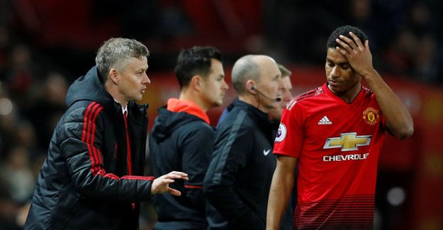 Solskjær amaze with Rashford-transformation - and twinge to ^ the academic degree awarded
