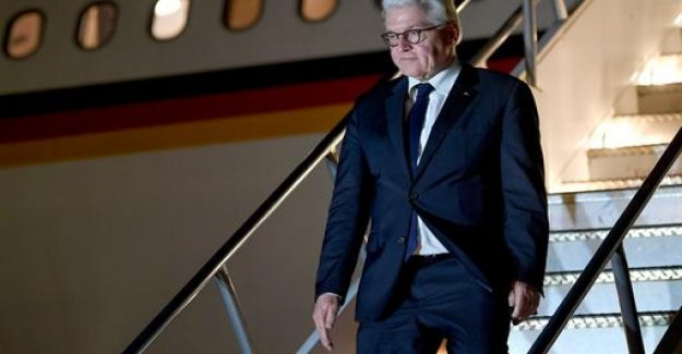 Steinmeier in Ethiopia: a Lot of hope, but also a question mark