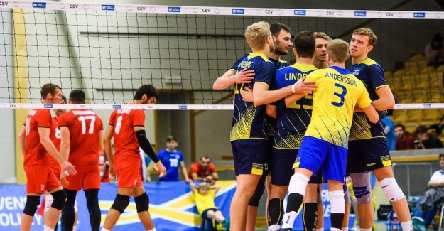 Sweden finished the european CHAMPIONSHIP qualifiers with victory