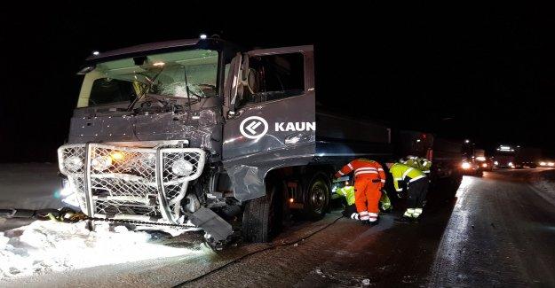 The Swedish transport administration: Olycksvägen will be reviewed
