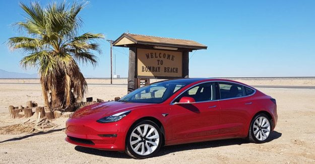 The Tesla Model 3 is smart and well-run - when doing it yourself