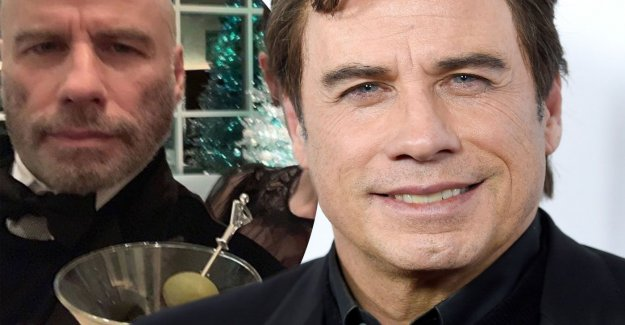 The fans are in shock over travolta's new look