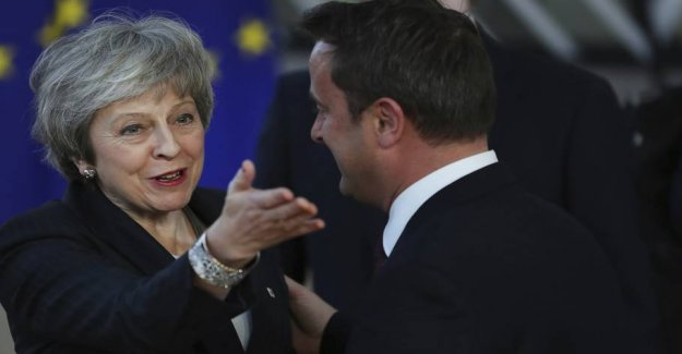 Theresa May stands firm: We leave the EU 29. march