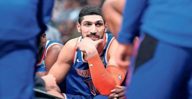 Turkish Basketball Star : Enes Kanter is fighting in exile against Erdogan