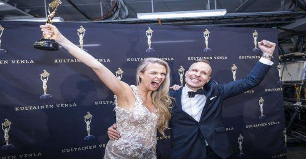 Venla-award-winning Half for seven -program presenters Susanna Laine and Mikko Kekäläinen share everything: we Know each other, awkward much