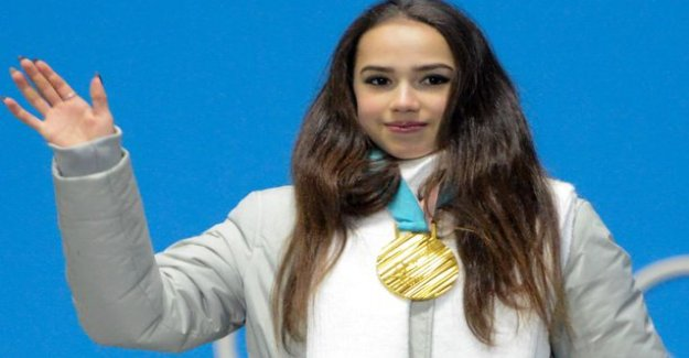 Where species in Alina Zagitova won olympic gold in 2018? Play Monday's 10 questions!