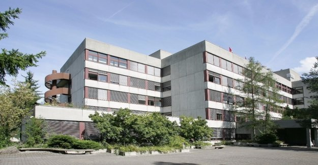 Zurich Gymis: Where the most students by rattles