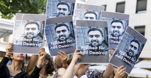 Adil Demirci hopes to be released from Turkish prison