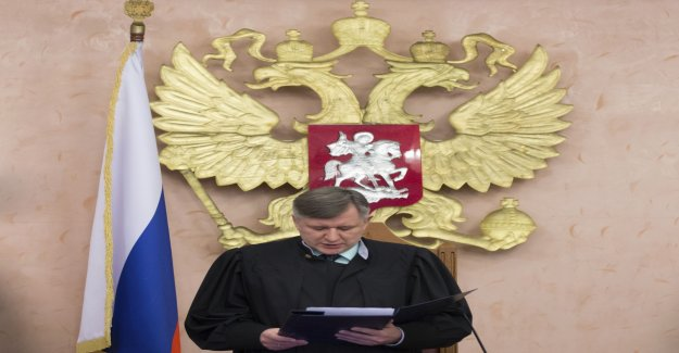 Amnesty criticises the Russian judgment for extremism