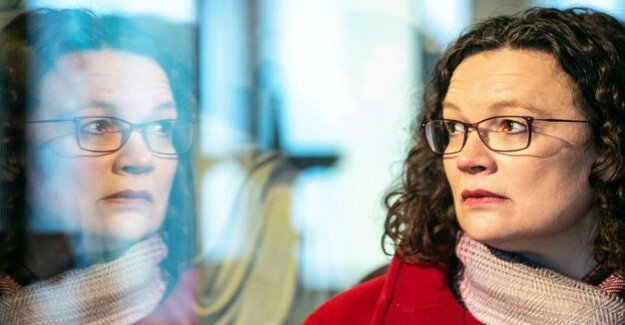 Andrea Nahles citizens ' money : the Case of Hartz IV, the scars of the SPD pain