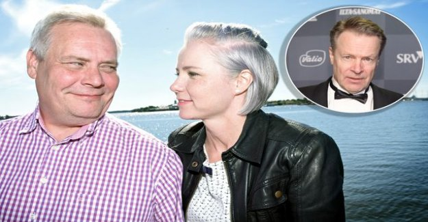 Antti Rinne was scared of Heather tekstarikohu - warn Heta-wife dating phase: then don't show these text messages to anyone