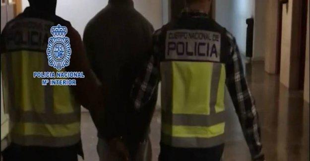 Arrested for bandeskyderi: Extradited from Spain