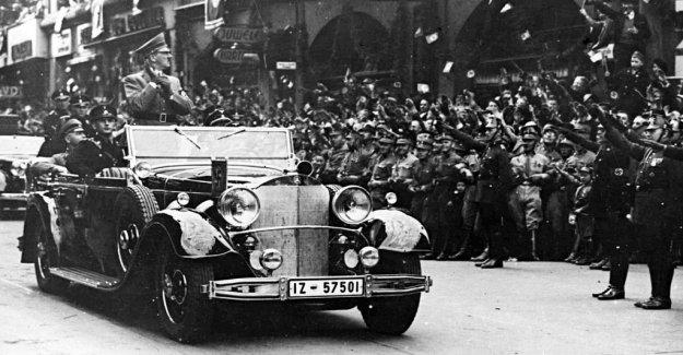 Belgium rages over German Hitler-pensions,
