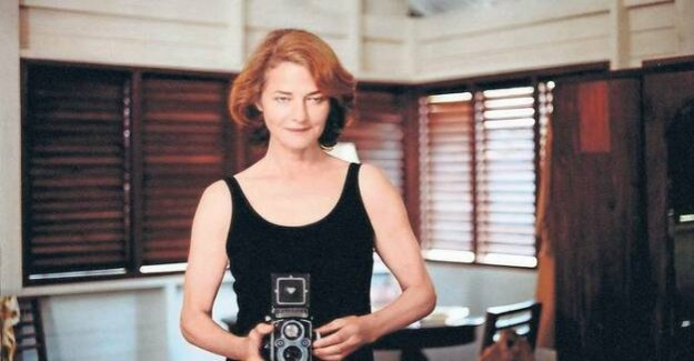 Berlinale-Ehrenbär for Charlotte Rampling : The camera lens has something magical