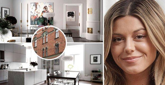 Bianca ingrosso's new luxury apartment - for 10 million