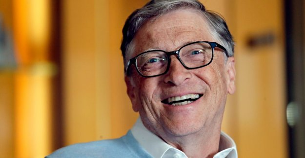 Bill Gates: Billionaires need more tax to pay