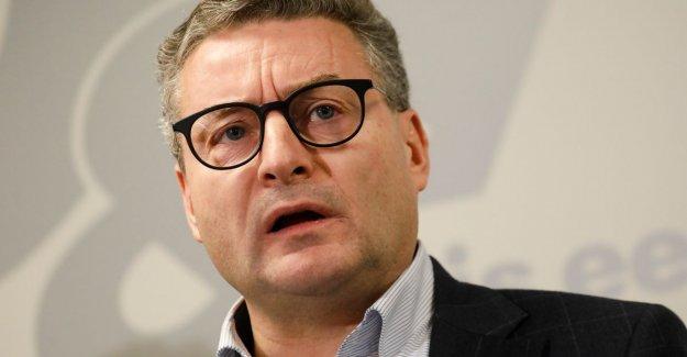 CD&V leader Koen Van den Heuvel following Joke Schauvliege as Flemish minister