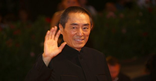 Chinese director Zhang Yimous film is withdrawn from the Berlinfestival