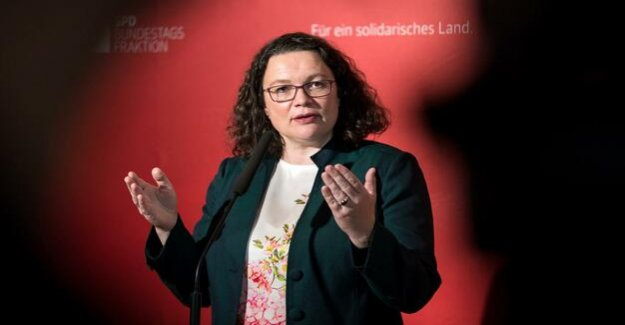 Citizens money instead of Hartz IV : Nahles wants to pay up to 33 months unemployment benefit I