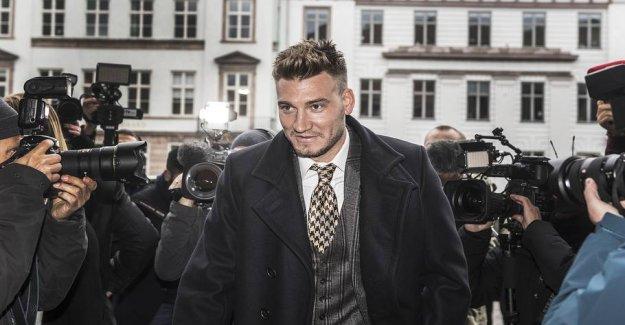 Come to Copenhagen and greet me in prison