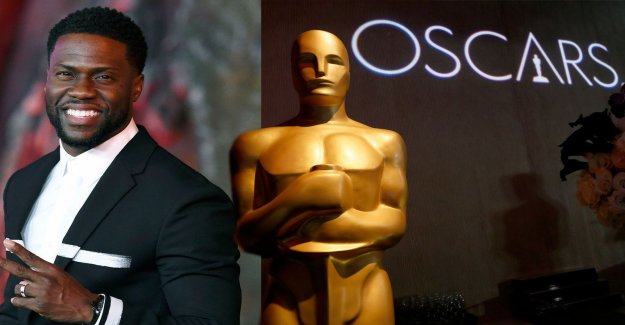 Confirmed: No host at the Oscars
