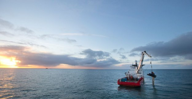 Container ship lost even more containers than expected in the North sea