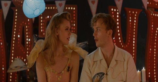 Cool romance film around Gröna Lund