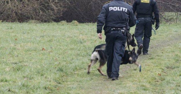 Cop called for sambo and bomuldsplukker